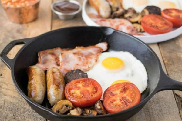 4 τροφές που καίνε το λίπος το πρωί - Τι ώρα πρέπει να τις φας