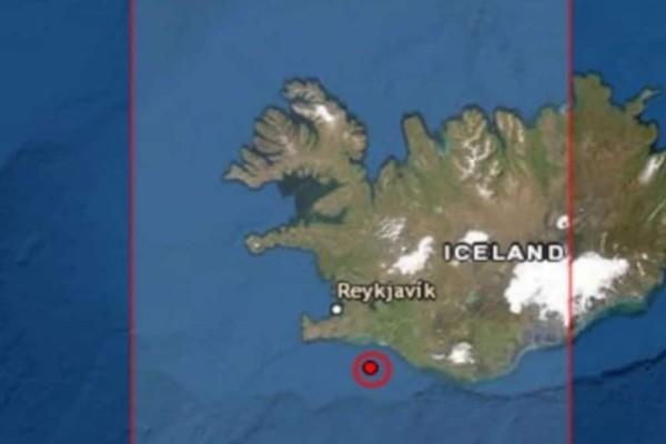 Ισλανδία: Ισχυρός σεισμός ταρακούνησε την πρωτεύουσα Ρέικιαβικ