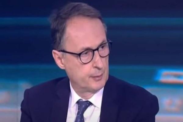 Νίκος Σύψας: «Στο τραπέζι το ολικό lockdown» (Video)