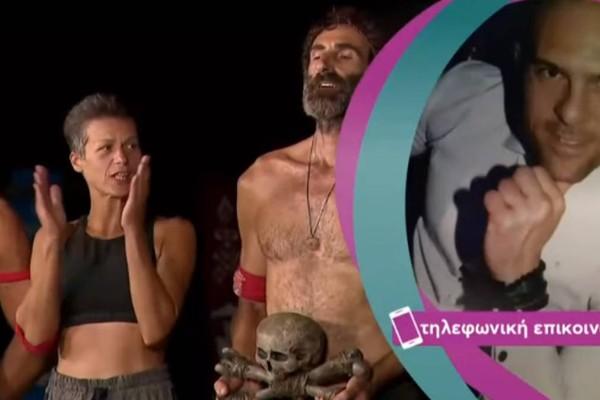 Survivor 4: Η Σοφία Μαργαρίτη έδωσε τα παιδιά στον πρώην της γιατί δεν της έδινε διατροφή!