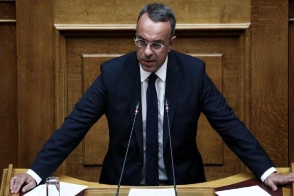 Σταϊκούρας: Δεν θα δοθεί άλλη παράταση στα τέλη κυκλοφορίας