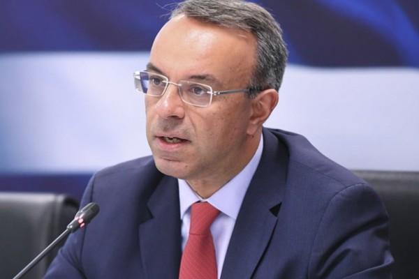 Νέο πακέτο στήριξης θα ανακοινώσει ο Χρήστος Σταϊκούρας