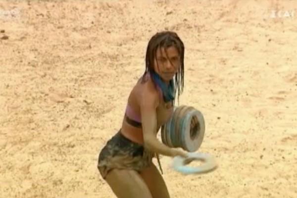 Survivor 4: Πιο άμπαλη και από τη Σαλαγκούδη - Η Ελευθερίου έριχνε βολές… στον αντίπαλο