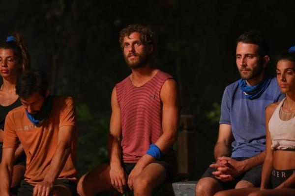 Survivor 4: Άνω κάτω οι «Μπλε» - Υποψήφιοι Κρις και Μακρόπουλος