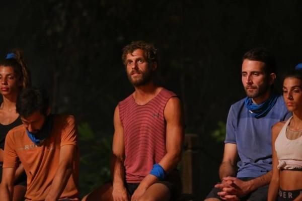 Survivor 4: Το παλικάρι… δεν μπορεί - Αποχώρησε από το Survivor ο Δημήτρης Μακρόπουλος
