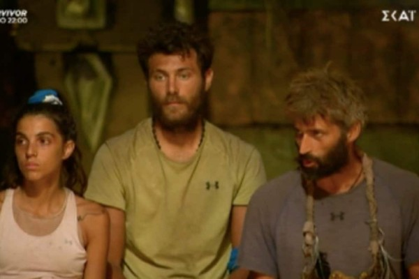 Survivor 4: Έβαλε στη θέση τους «Κόκκινους» ο Παππάς - «Αυτό είναι το Survivor και να πάτε σπίτια σας»
