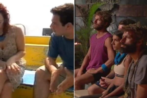 Survivor:  Η αποβολή παίκτριας στο Survivor 1 το 2003 μόλις βγήκε από τα όρια της παραλίας