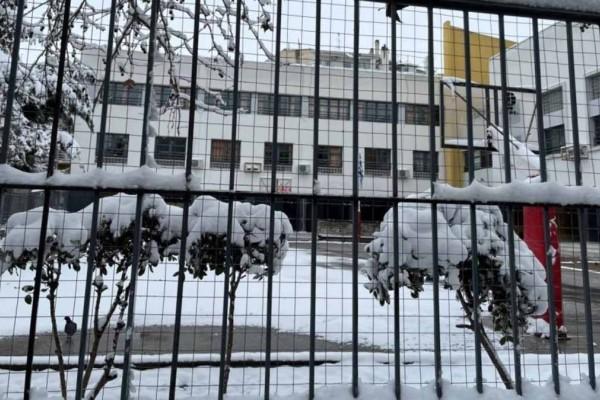 Κακοκαιρία «Μήδεια»: Αυτά τα σχολεία θα μείνουν κλειστά