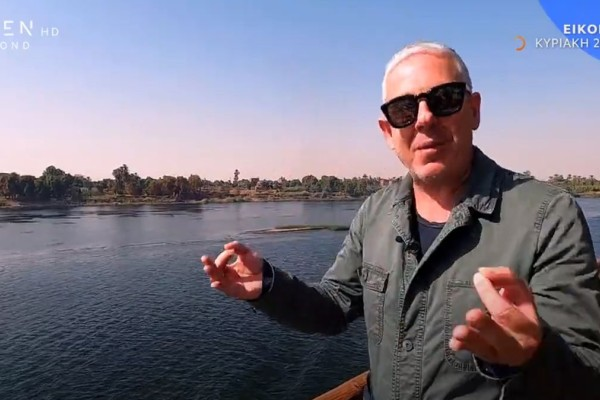 Εικόνες: Ένα όνειρο ζωής μέσα από τα μάτια του Τάσου Δούση - Κρουαζιέρα στον ποταμό Νείλο!