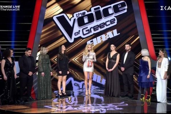 The Voice: Χαμός στον αποψινό τελικό - Το τεράστιο λάθος της παραγωγής