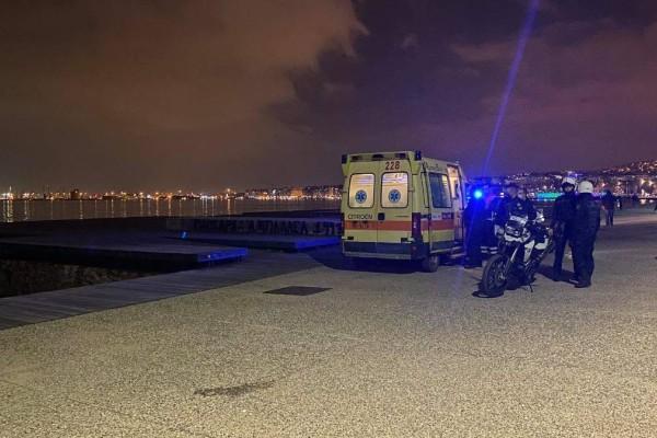 Θρίλερ στη Θεσσαλονίκη: Εντοπίστηκε πτώμα άνδρα στον Θερμαϊκό