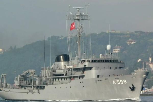 Συναγερμός στο Αιγαίο: Βγάζει το ερευνητικό «Τσεσμέ» η Τουρκία