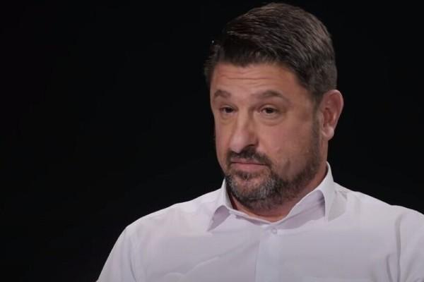 Νίκος Χαρδαλιάς: «Το γενικό lockdown υπάρχει στο τραπέζι»