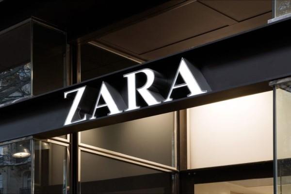 ZARA: Απίστευτο φόρεμα από τη νέα συλλογή σε τιμή έκπληξη!