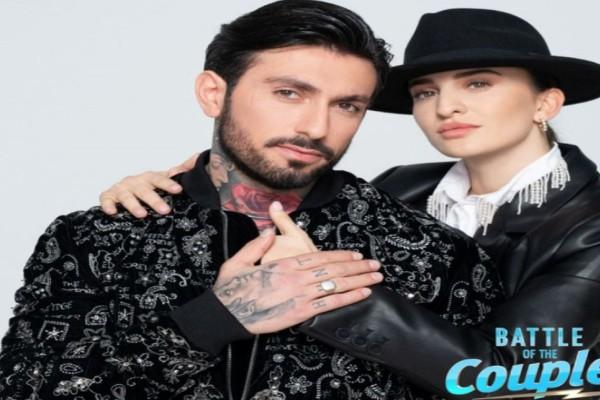 Battle of the Couples: Άντζελα και Ριχάρδος το πρώτο ζευγάρι!
