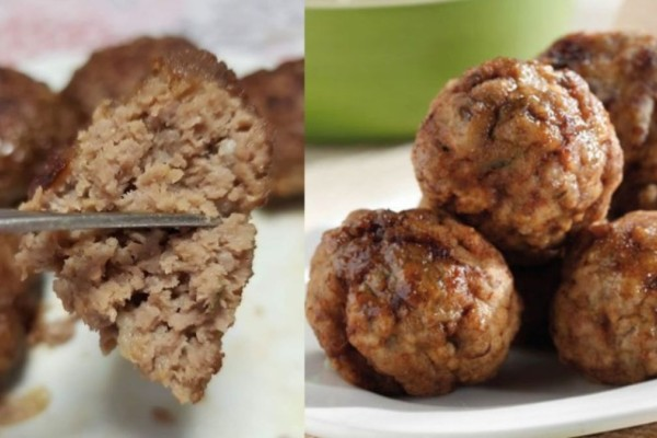 Μπιφτέκια με σιμιγδάλι: Η καλύτερη συνταγή για τα πιο αφράτα και ζουμερά μπιφτέκια που φτιάξατε ποτέ