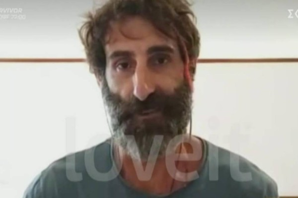 Survivor - Γιώργος Κοψιδάς: «Ποιος είναι ο Αλέξης Παππάς που θα κρίνει τις επιλογές μου;»