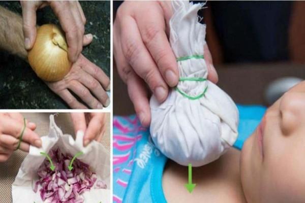 Τα κρεμμύδια είναι μια φυσική σπιτική θεραπεία για τις περισσότερες ασθένειες - Δείτε 12 τρόπους να τα χρησιμοποιήσετε