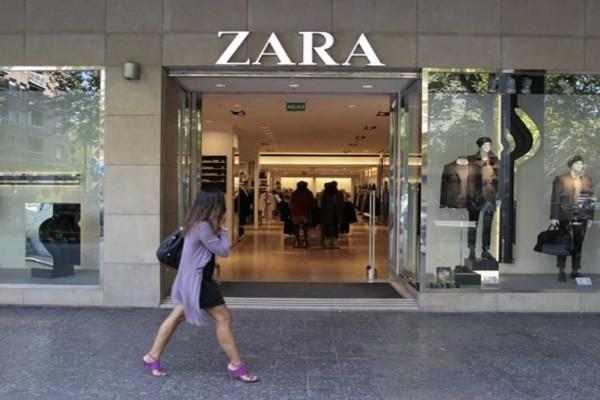 Φρενίτιδα στα ZARA με αυτό το φόρεμα -