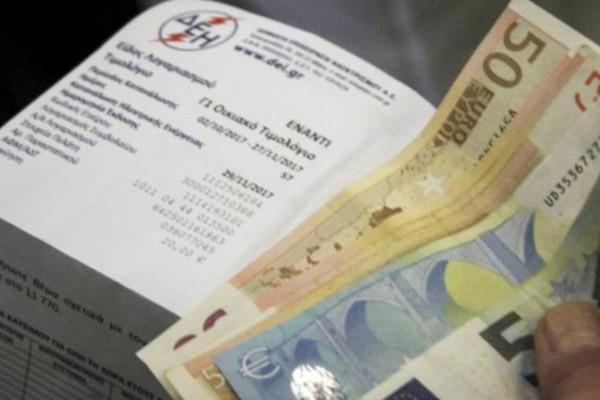 Έκοψαν το ρεύμα σε άνεργο επειδή χρωστούμε 1.600 ευρώ εν μέσω κορωνοϊού