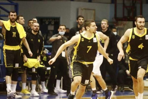 Basket League: «Διπλό» παραμονής στο «Ιβανώφειο» για Άρη