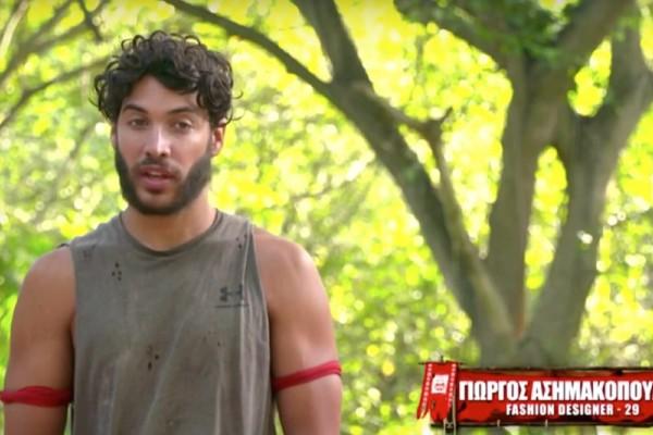 Survivor 4: Στα τάρταρα ο Ασημακόπουλος - «Είμαι πολύ στεναχωρημένος που έφυγε ο Κοψιδάς»