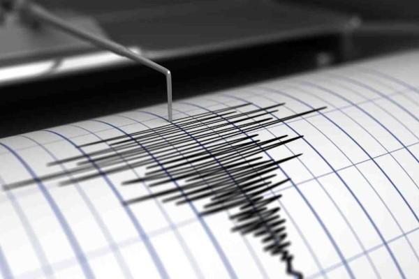 Σεισμός νοτιοδυτικά της Ελασσόνας