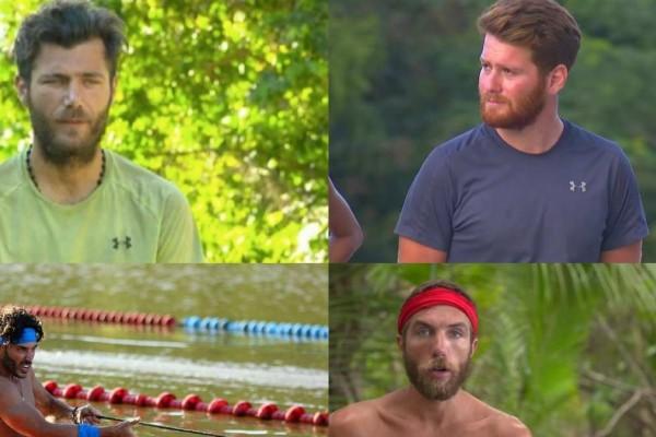 Survivor spoiler: Νέα… κωλοτούμπα μεγατόνων Τζέιμς και Μπάρτζη - Θέλουν να μπουν στην υποομάδα «Κόρο» και Ασημακόπουλου
