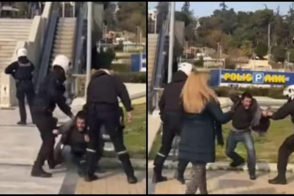 Επεισόδια στη Νέα Σμύρνη - Δικηγορικοί Σύλλογοι Ελλάδος: Να τεθούν σε διαθεσιμότητα οι αστυνομικοί που έδειραν τον πολίτη