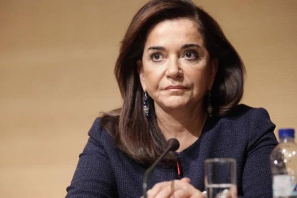 Ντόρα Μπακογιάννη: Απάντησε για την φράση της που ξεσήκωσε αντιδράσεις