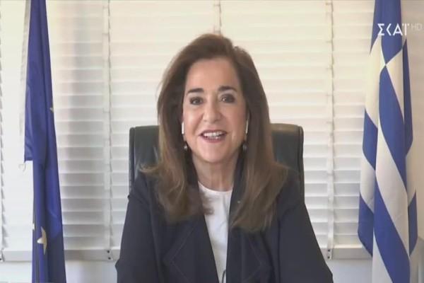 Ντόρα Μπακογιάννη για Πάσχα: «Εμένα δεν θα με κρατήσει τίποτα να πάω στην Κρήτη!» (Video)