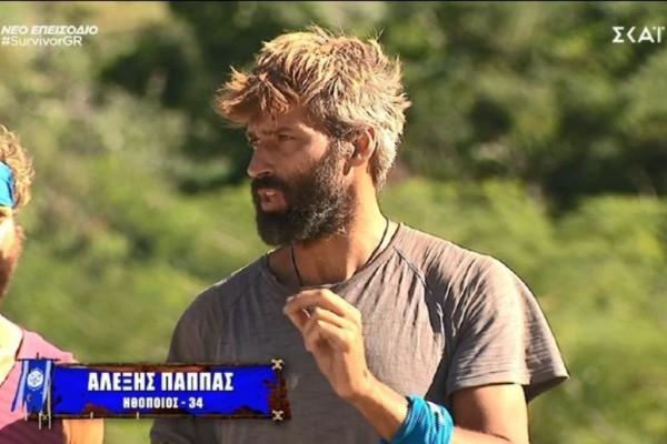 Survivor 4: Οι... θεατές Κρις & Άλεξ, η κατάρρευση και το