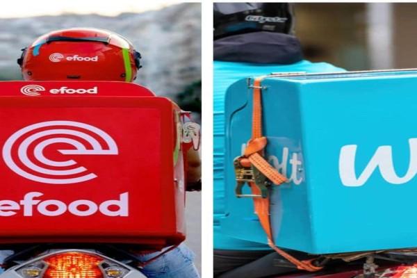 E-food vs Wolt: Ποια πλατφόρμα προτιμάει ο κόσμος; Τι ανέδειξε η ψηφοφορία μας;