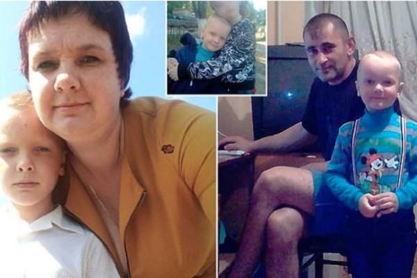 Φρικιαστικό έγκλημα στη Ρωσία: Μητέρα έριξε βενζίνη στο στόμα του 8χρονου γιου της και του έβαλε φωτιά!