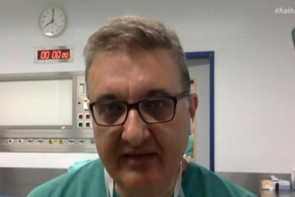 Αισιόδοξος ο Αθανάσιος Εξαδάκτυλος: «Θα κάνουμε κανονικό Πάσχα» - Τι είπε για λιανεμπόριο & σχολεία