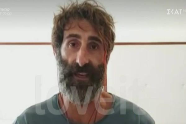 Survivor - Γιώργος Κοψιδάς: