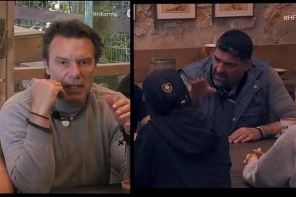 Η Φάρμα spoiler: Έξαλλος ο Ιατρόπουλος- «Θα γίνει της π@#τ@ν@ς αν βγει αρχηγός ο Τζώρτζογλου»! (Video)