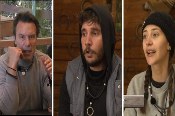 Η Φάρμα: «Καρφιά» Θεοδωρόπουλου για Μιχαλοπούλου και Τζώρτζογλου - «Είναι οι διπρόσωποι του σπιτιού»