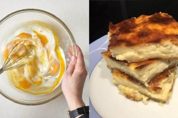 Γαλατόπιτα της γιαγιάς: Παραδοσιακή συνταγή για πεντανόστιμη γαλατόπιτα με πορτοκάλι