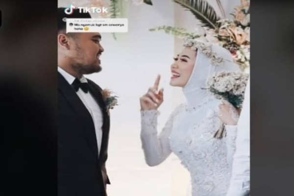 Χαμός σε γάμο: Νύφη ζήτησε από τον άντρα της να αγκαλιάσει «μία τελευταία φορά» τον πρώην της! (Video)