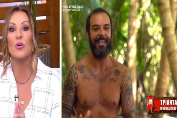Survivor 4: «Σπόντα» Ναταλίας Γερμανού για Τριαντάφυλλο - «Τους έχει κάνει τα νεύρα κρόσια!»