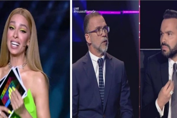 House of Fame: Ο άγριος καυγάς Μεταξόπουλου - Αρσενάκου και το ατύχημα της Ελένης Φουρέιρα! (Video)