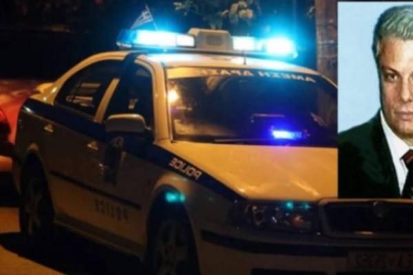 Συνελήφθη στη Λάρισα ο Ιταλός μαφιόζος, Μάριο Τζούλιο Καλντερόνε!