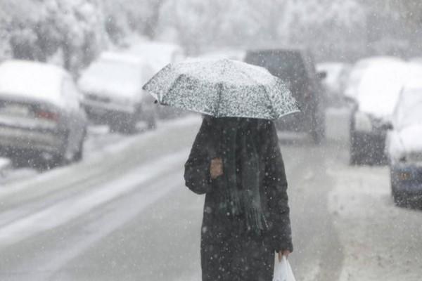 Επιστρέφει η βαρυχειμωνιά: Βροχές, χιόνια και κρύο από την Καθαρά Δευτέρα