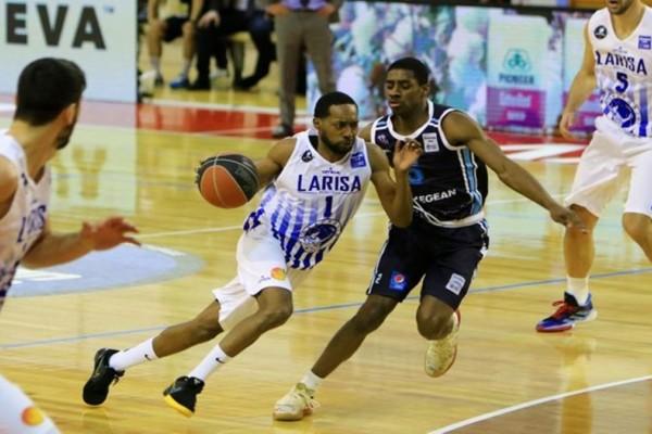 Basket League: Άλλο ένα βήμα για τη Λάρισα