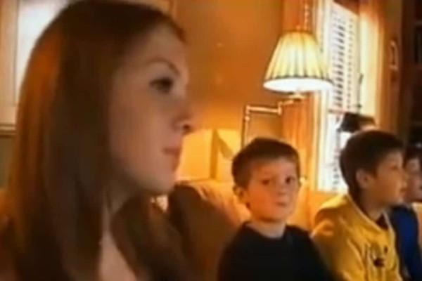 Όταν έμαθε ότι τα 3 αδέρφια της θα πέθαιναν, έκανε κάτι που ελάχιστοι άνθρωποι έχουν τα κότσια να κάνουν… (Video)