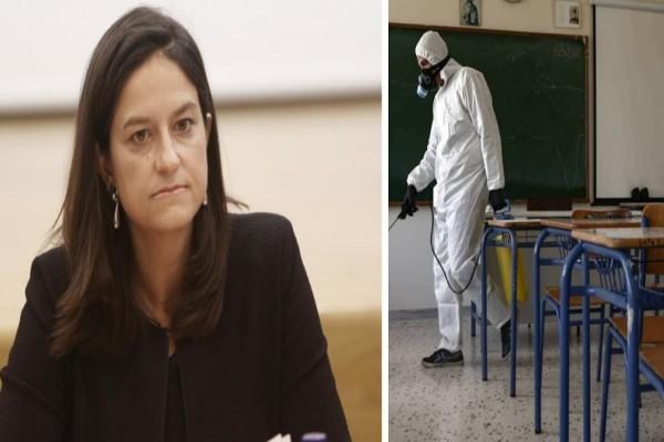 «Βόμβα» Κεραμέως για το άνοιγμα σχολείων