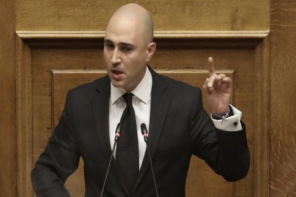 Κωνσταντίνος Μπογδάνος: Θετικός στον κορωνοϊό ο βουλευτής της Νέας Δημοκρατίας