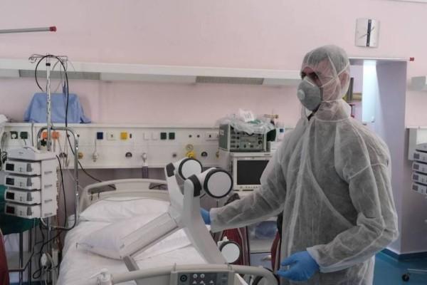 Κορωνοϊός: Συνεχίζεται η «έκρηξη» της πανδημίας στην Ελλάδα