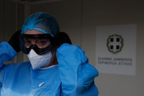 Κορωνοϊός: Ένα βήμα από το «κραχ» το σύστημα υγείας - 40 νεκροί και «εκτόξευση» κρουσμάτων και διασωληνωμένων